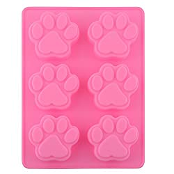 Cute paw print candy mould Gift Ideas for Veterinarians