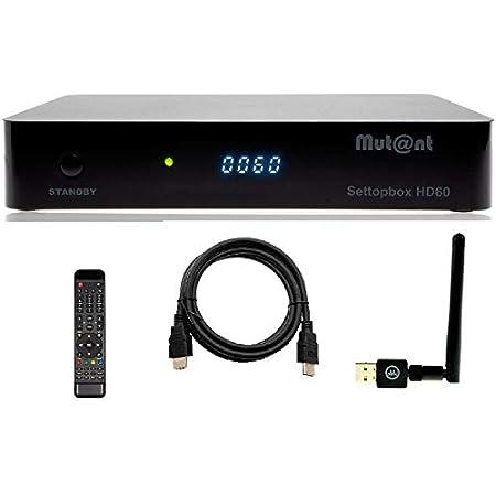 Mutant Hd 60 4k Uhd 2160p E2 Linux 1xdvb S2x Sat Elektronik