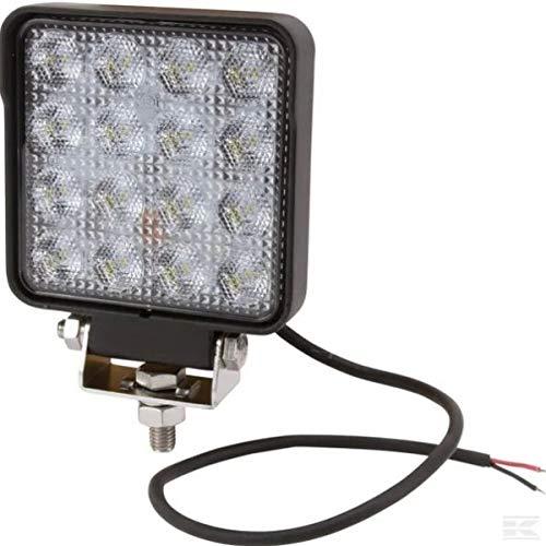 Kramp LED-Arbeitsscheinwerfer 25W 3040lm Flutlicht LA10023