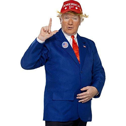 Disfraz o Kit de Presidente Trump para hombre