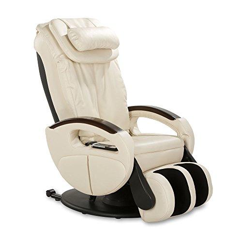 Massagesessel Komfort Deluxe mit Shiatsu-Massage