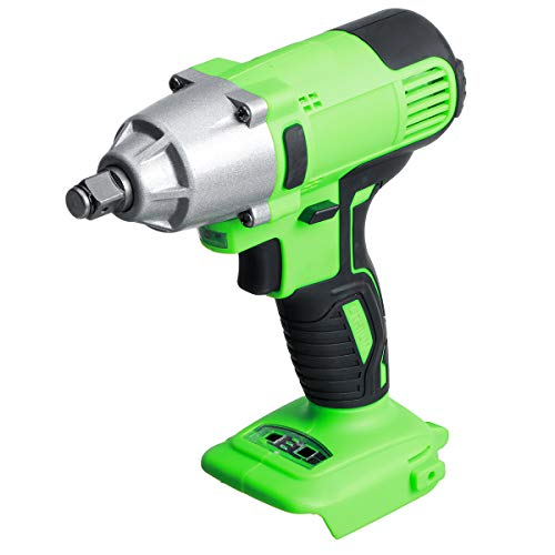 NICOLIE 650N.M 1600W Brushless Cordless Electric Drill Screwdriver For Makita 18V Battety