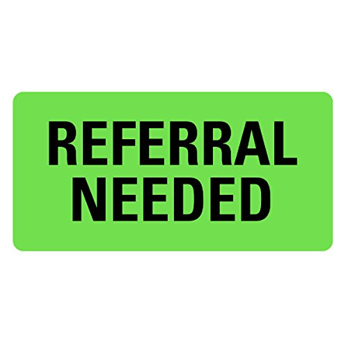 REFERRAL Needed Medical Records Labels LV-MRL19