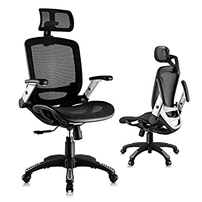 Gabrylly Office Chair Mesh Desk Chair
