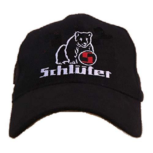 Schlüter® Oldtimer Kappe | schwarz