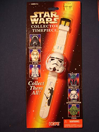 Hope Reloj coleccionista de Star Wars Storm Trooper