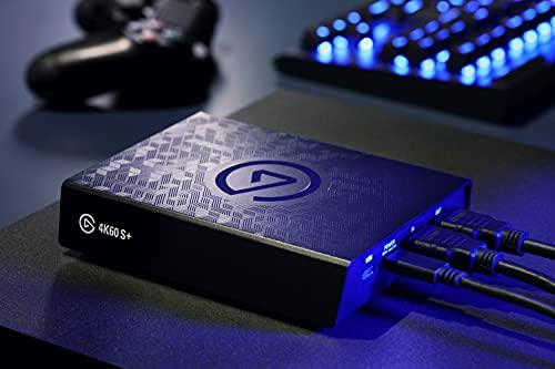 Elgato 4K60 S+ Aufnahme in 4K60 HDR10 auf SD-Karte, verzögerungsfreie Weiterleitung des 4K60 HDR Signals, PS5/PS4, Xbox Series X/S, Xbox One X/S - 8