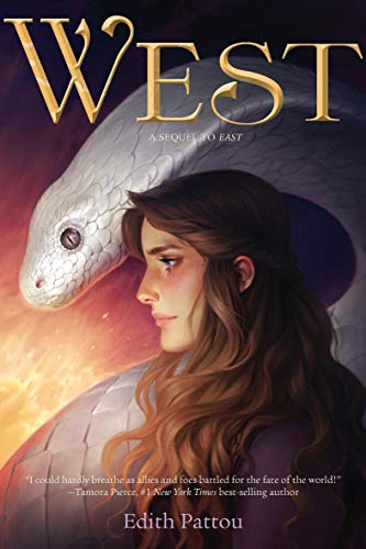 West by Edith Pattou ebook deal