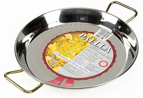paellera pequeña fabricante La Paella