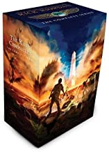 The Kane Chronicles( The Complete Series)[BOXED-KANE CHRON THE COMP S-3V][Boxed Set]