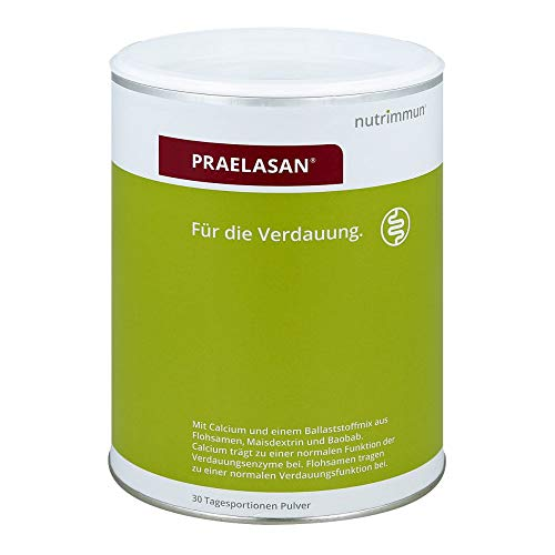 PRAELASAN Pulver für die Verdauung, 420 g Pulver
