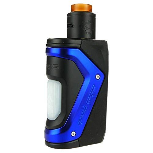 GeekVape Aegis Squonk Kit 100 W, mit Tengu RDA Tröpfler / Dripper, Riccardo e-Zigarette, blau
