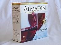 ワインセット 2本セット カリフォルニア大容量赤ワイン(アルマデン クラシック カリフォルニア レッド ミディアムボディ 5000ml×2本)カリフォルニア