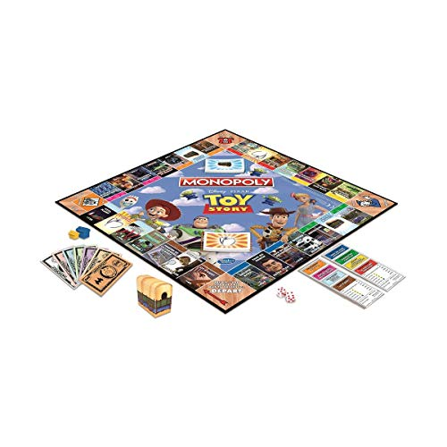Monopoly Disney Toy Story