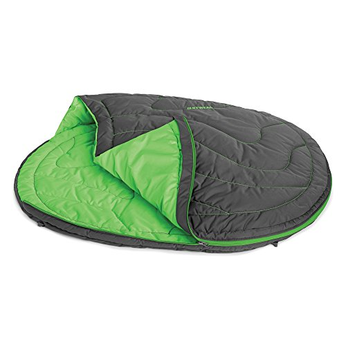 RUFFWEAR - Highlands Dog Sleeping Bag, Water-Resistant Portable...