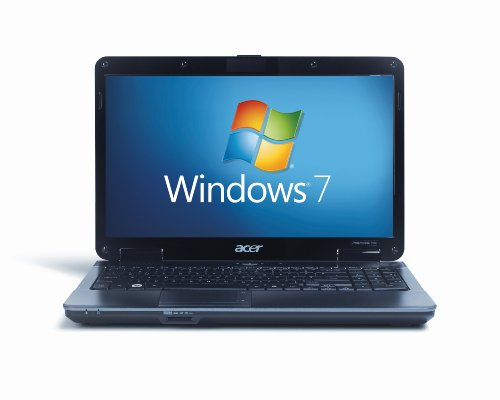 Acer Aspire 5532 15.6-inch HD LCD Laptop, 64 X2 Dual-Core Processor L310, 4GB RAM, 500GB HDD, Windows 7 Home Premium 64-bit.