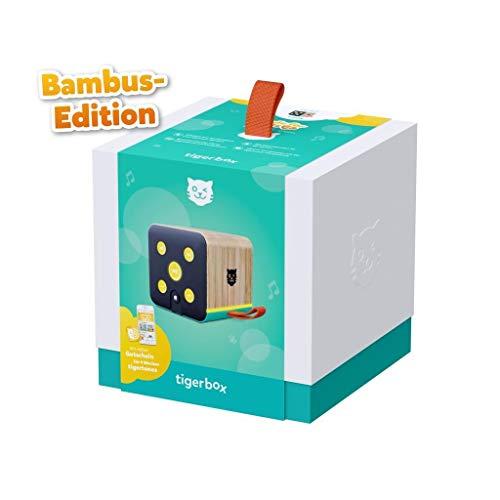 Tigerbox – lecteur mp3 enfant pour les vacances
