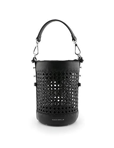 Coccinelle Luxury Fashion Donna E1DH4230201001 Nero Borsa A Mano | Primavera Estate 19