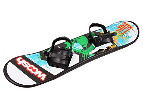 Woosh Freestyle - Tabla de snowboard para niños (95 cm)