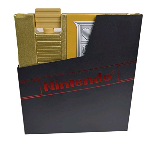 The Legend of Zelda Gold NES Cartridge Flask Canteen [Just Funky]