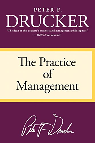 The Practice of Management (English Edition)