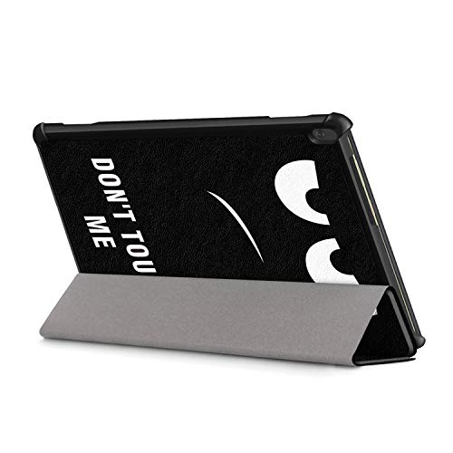 XITODA Hülle Kompatibel mit Lenovo Tab M10 TB-X605/TB-X505,PU Leder Tasche mit Stand Funktion Schutzhülle für Lenovo Tab M10 TB-X605F/L TB-X505F/L Case Cover,Dont Touch
