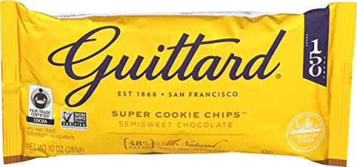 Guittard, Baking Chips Super Cookie, 10 Ounce