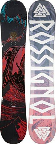 Rossignol Angus - Tabla de Snowboard para Hombre, 160 cm