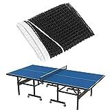 Rete da Ping-pong, Rete Ping-pong Portatile, Reti Ping-pong Estendibile Istantanea, Rete Regolabile per L'allenamento e la Pratica del Tennis da Tavolo