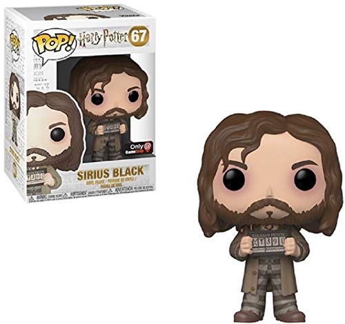 Funko POP! Harry Potter: Sirius Black