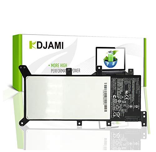 KDJ C21N1347 Batería para ASUS A555 A555L F555 F555L F555LA-AH51 F555LD K555 K555L K555LD R556 R556L R556LD R556LJ X555 X555L X555LA X555LD X555LN (Li-Polymer/37 WH/7,6 V)