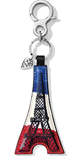 Brighton Fashionista Let's Hang Out PARIS HANDBAG FOB KEY RING