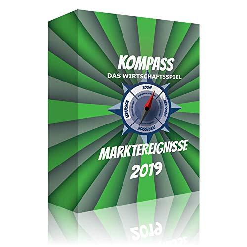 Kompass Spiel Kompass Marktereignisse 2019 - Erweiterung