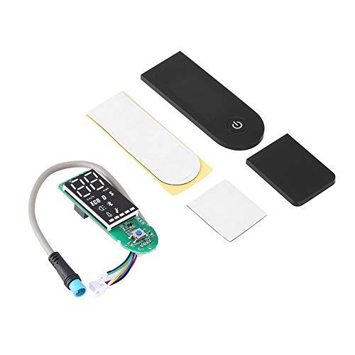 Olddreaming Para xiaomi m365 pro NY85217 scooter dashboard con pantalla cubierta scooter pro circuito placa accesorios