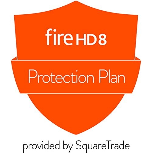 3-Year Accident Protection for Fire HD 8 Tablet (2017 release)