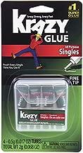 Best single use krazy glue Reviews