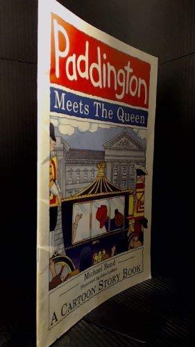 Paddington Meets the Queen