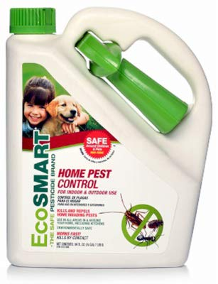 Ecosmart Technologies 33506 Natural Home Pest Control, Ready-to-Use, 64-oz. Pump Spray - Quantity 6