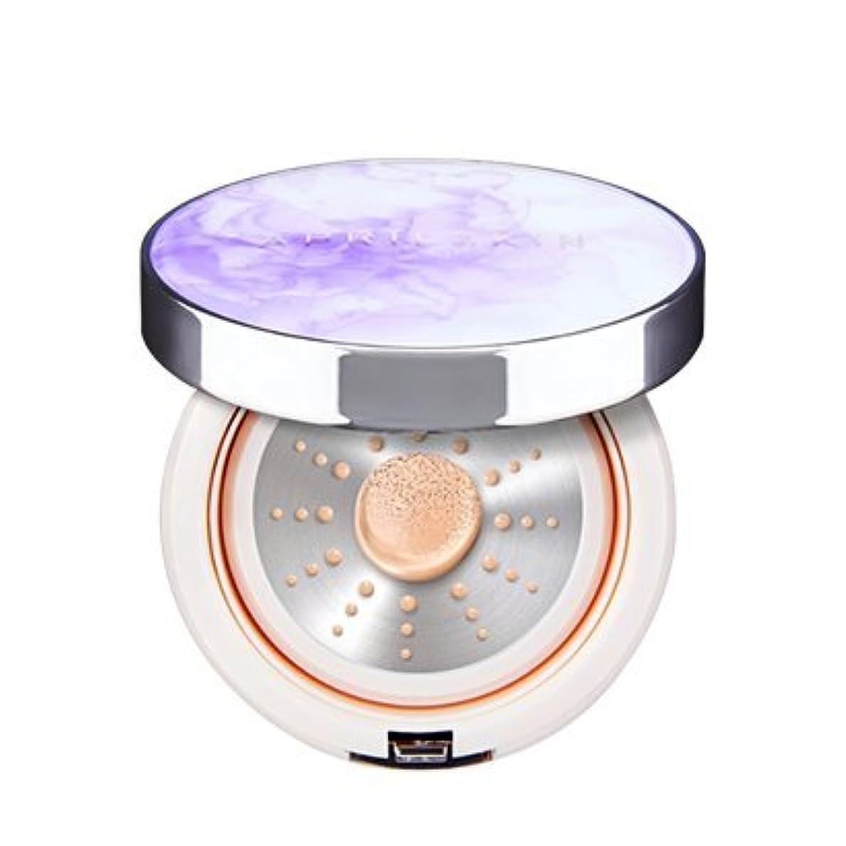 役割抜け目がない勝者[APRILSKIN] エイプリルスキン マジック エッセンス シャワー クッション 13g SPF 50+ PA++++ / APRILSKIN MAGIC ESSENCE SHOWER CUSHION [並行輸入品] (21号 ライトベージュ)