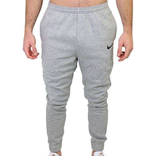 Nike Herren Fleece Park 20 Jogginghose, Dark Grey Heather/Black/Black, M