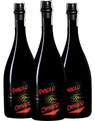 BAROLO CHINATO vino aromatizzato - 3 bottiglie da 750ml