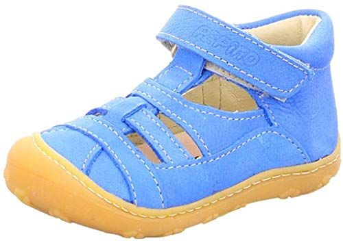 PEPINO | Ricosta - Lani - Lauflern - Klett - blau türkis, Farbe:blau;Größe:18