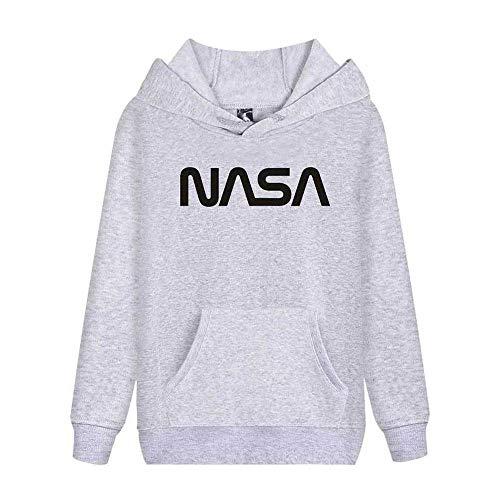 Hoodie Astronaut NASA mannen en vrouwen casual trui liefhebbers