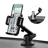 Mpow Phone Holder for Car, Universal Car Phone Mount, Adjustable Dashboard Cell Phone