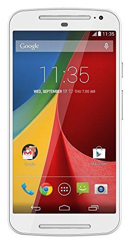 Motorola Moto G (2. Gen. XT1068) - 8 GB - Weiß