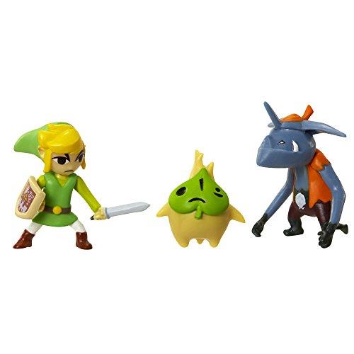Jakks Pacific Nintendo Mini figuras, Modelos surtidos