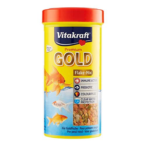 Vitakraft Gold Flockenfutter 250ml