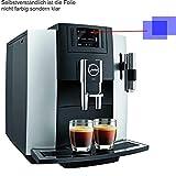 2X ANTIREFLEX matt Schutzfolie für Jura 15084 E8 Kaffeevollautomat Displayschutzfolie...
