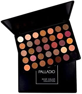 Palladio Rose Color Eyeshadow Palladioette