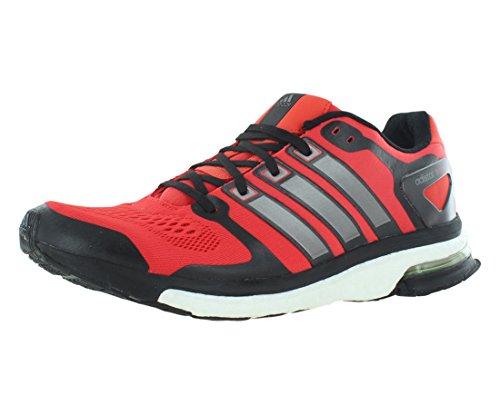 Adidas Adistar Boost M ESM Rojo/Negro Zapatillas de Running 11,5 Nosotros